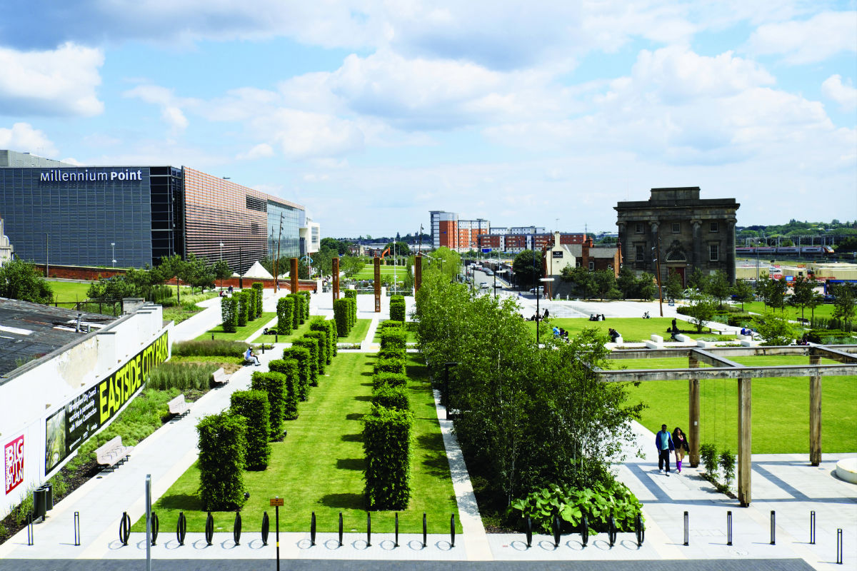 Small Spaces Ideas Five New Park Designs Show Importance Of Green Spaces To