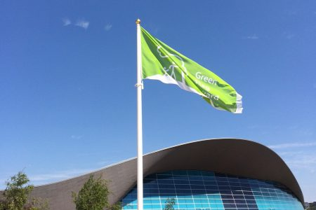 Green flag success – call for everyone to enjoy parks standard