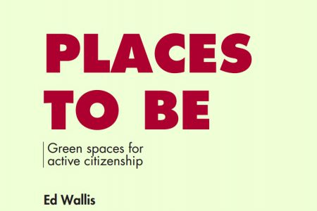 The Parks Alliance comments on the Fabian Society's new report, Places to Be