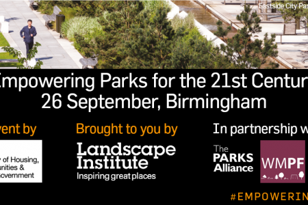 Empowering Parks for the 21st Century Conference