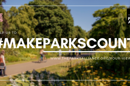 February Newsletter from The Parks Alliance