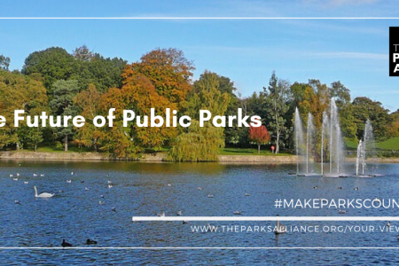 A 'Think Piece' on The Future of Public Parks
