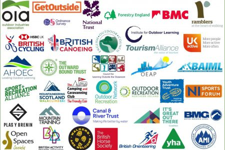 Outdoor recreation leaders back Prime Minister and urge public to stay local if getting active outside